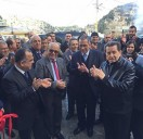 Minister Harb celebrates first step of fiber-optic plan